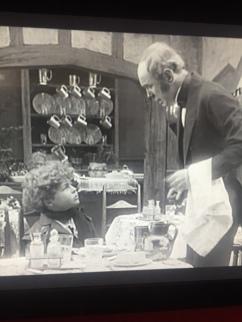 Waiter Scene
